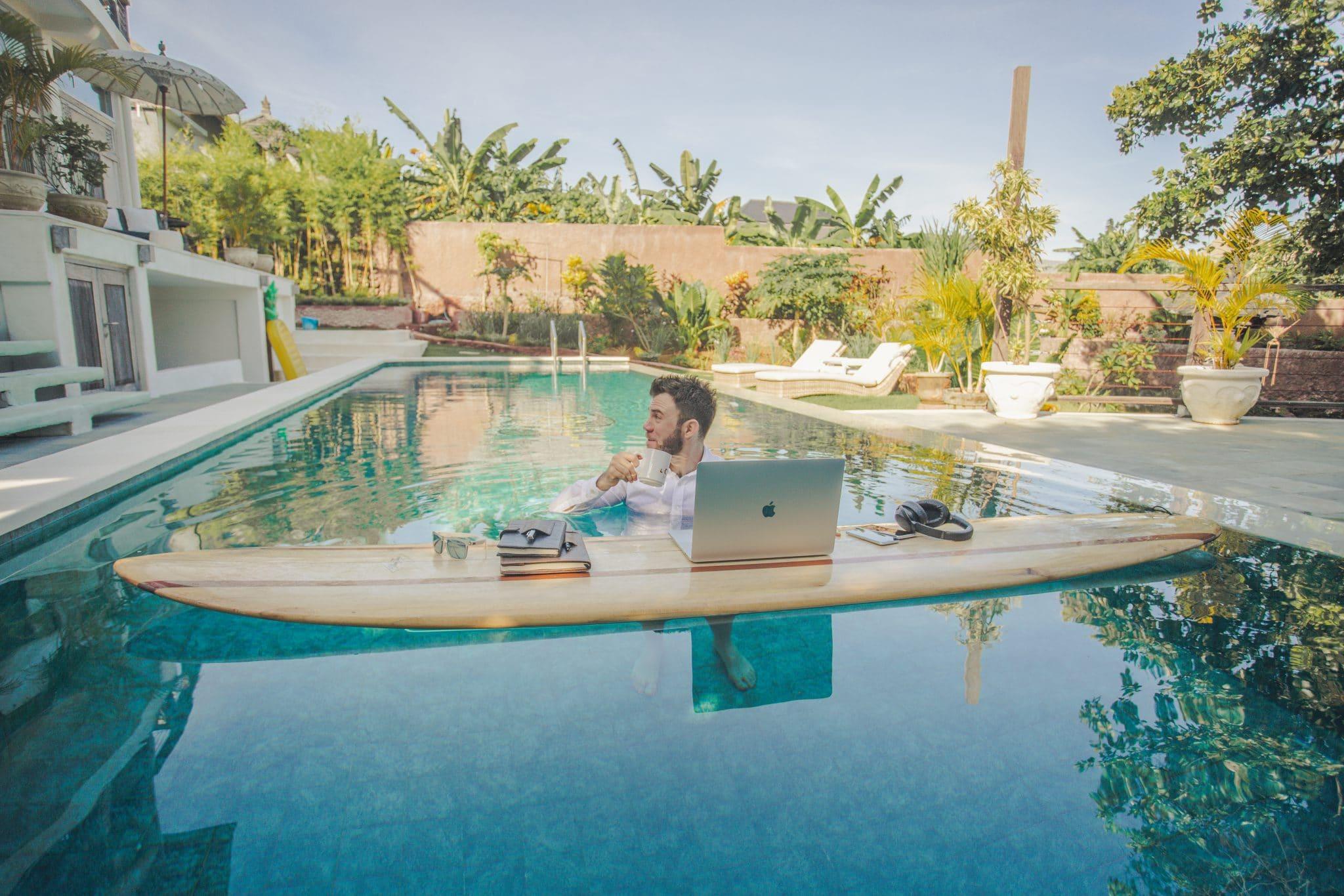Vivre et travailler depuis Bali - Remote - Fizzer