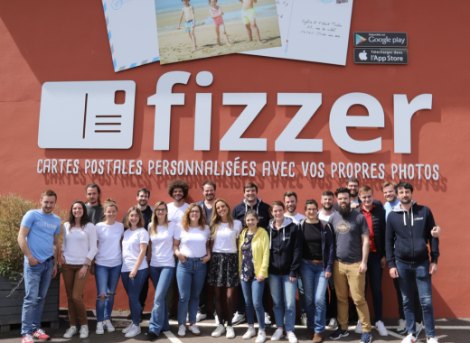 Equipe Fizzer à Dives-sur-Mer