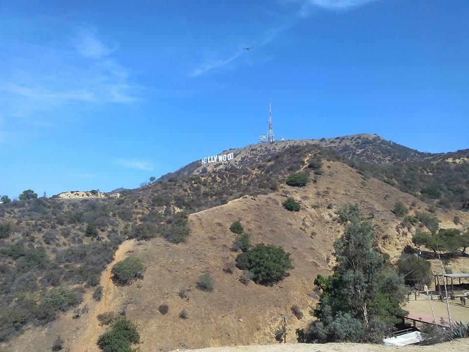 Hollywood Sign Los Angeles USA
