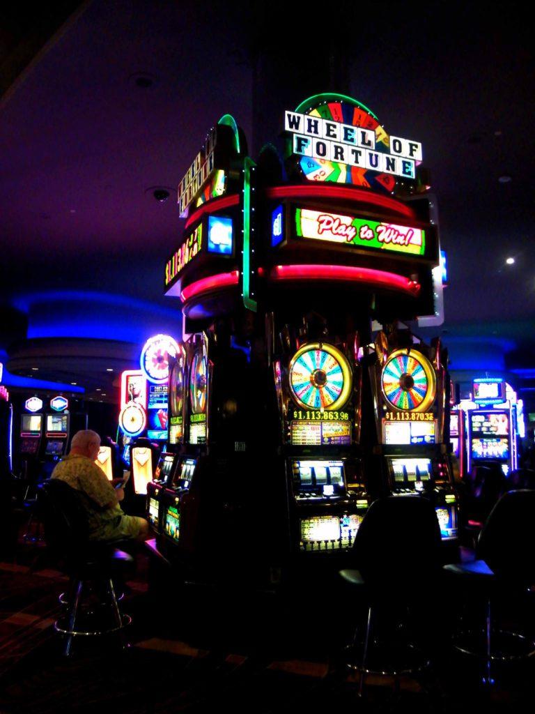 Las Vegas Casino Wheel of Fortune