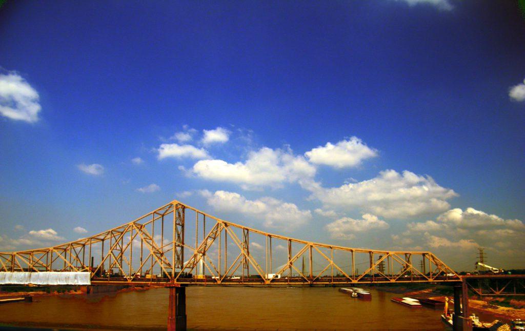 Pont Eads St-Louis Missouri