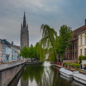 Aller visiter Bruges