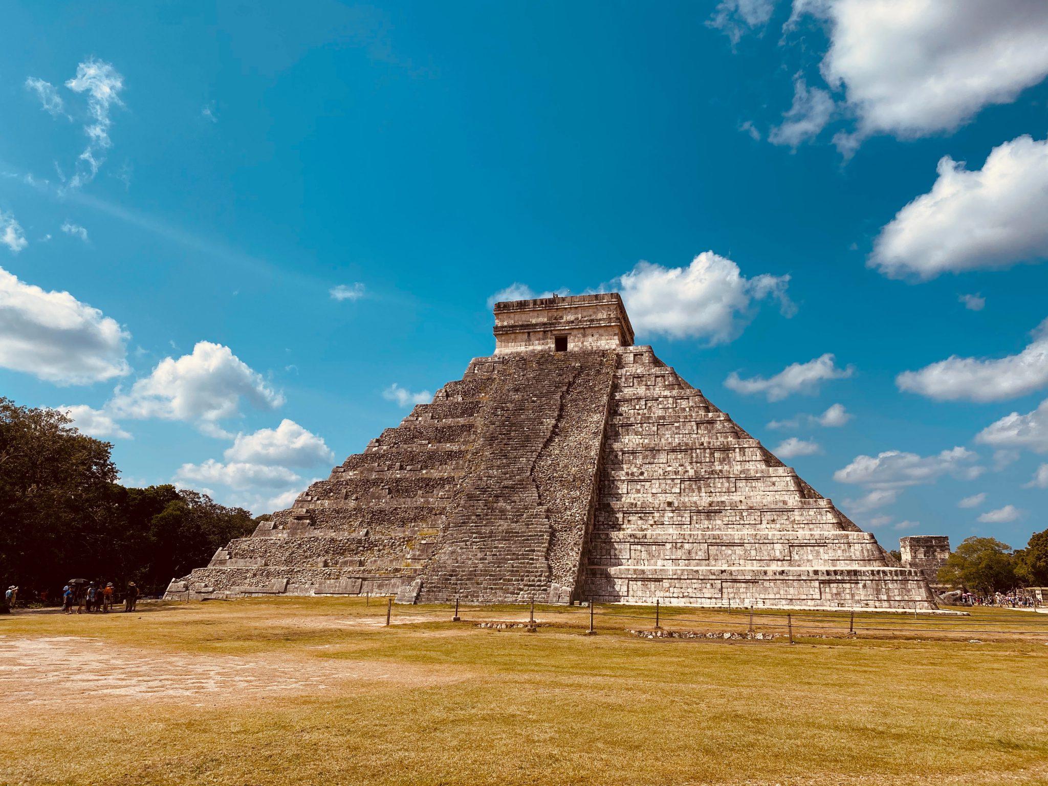 Chichen Itza merveille du monde maya
