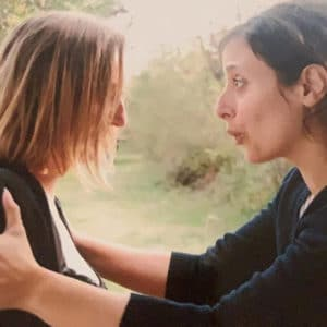 Corinne cliente Fizzer et son amie Corinne