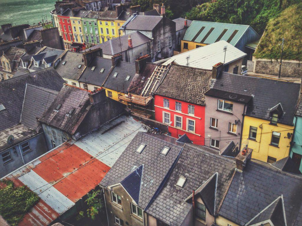 Maisons de Cork Saint-Patrick Street