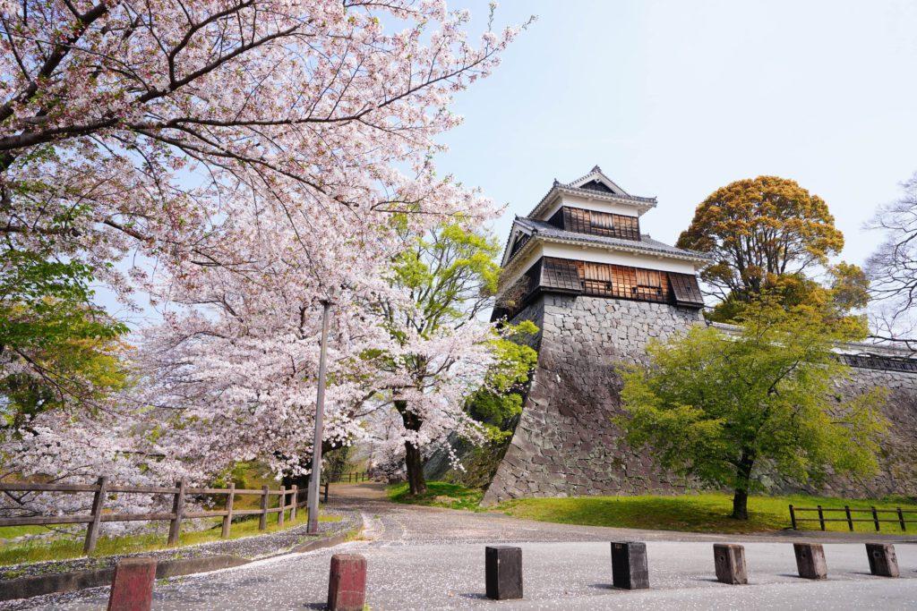 Chateau de Kumamoto Japon