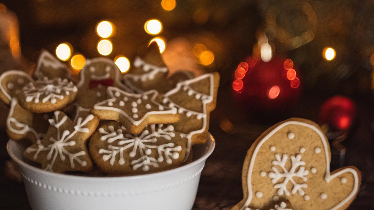Cuisiner biscuits pour vacances de Noel 2020