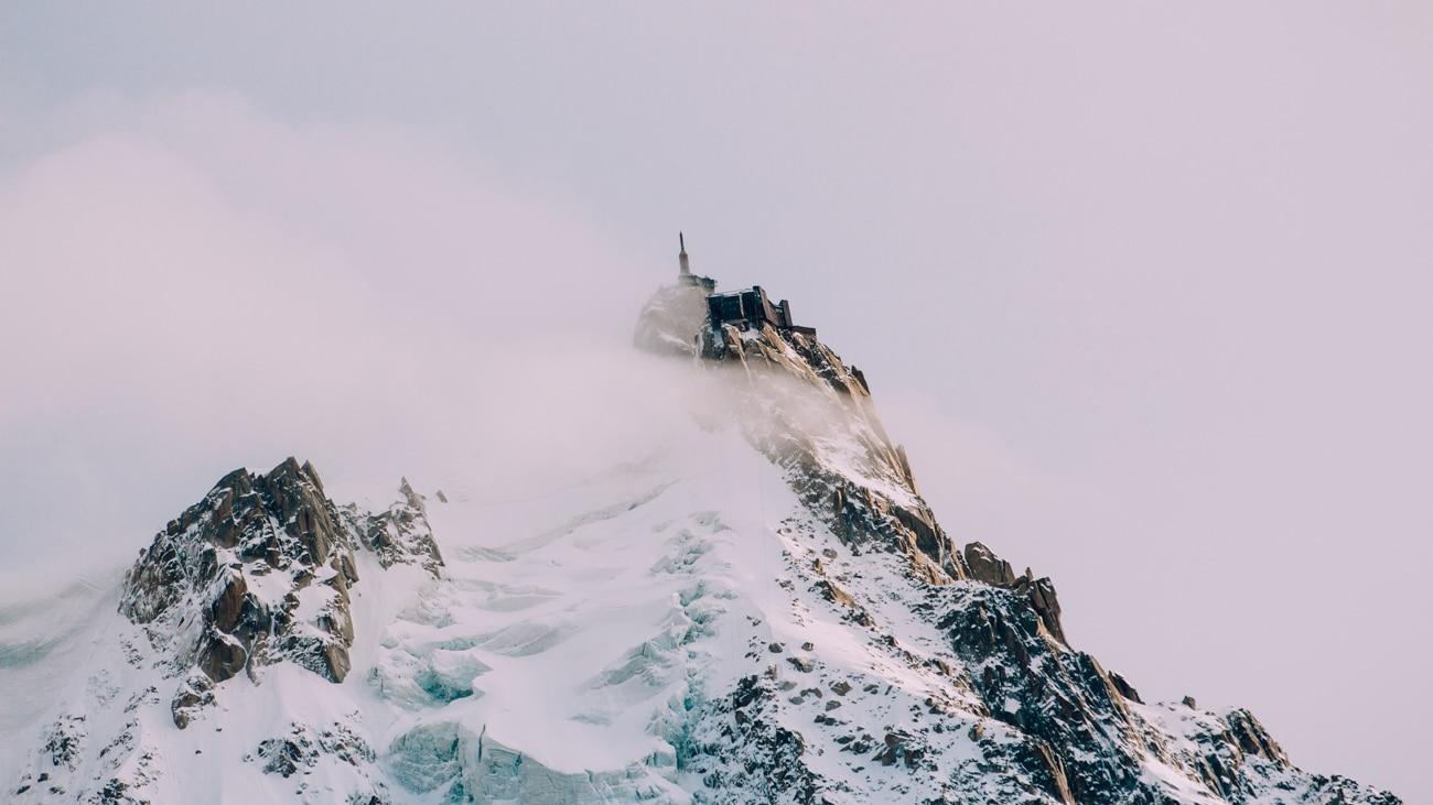 Aiguille du Midi : Voyage à 3 777m et panorama à 360° sur les Alpes