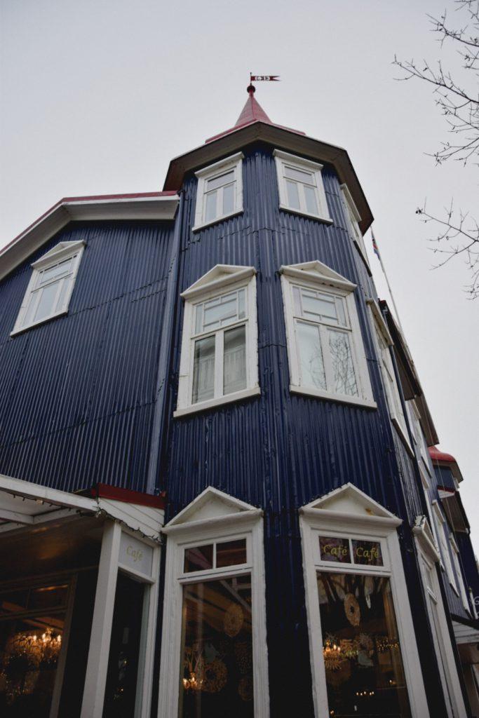 café à Akureyri