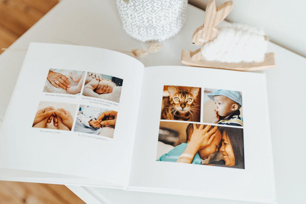 album photo bebe avec maman et famille