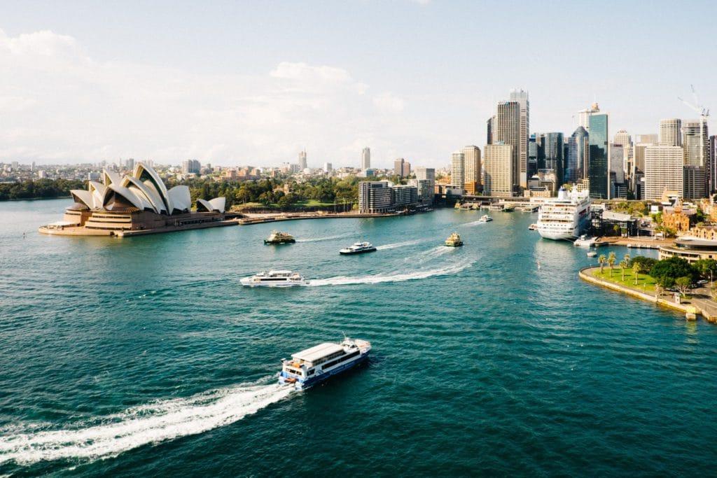 Vacances de noel 2019 en Australie pour l'été