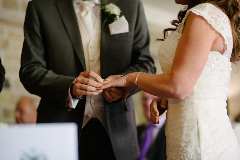passage de bague mariage civil