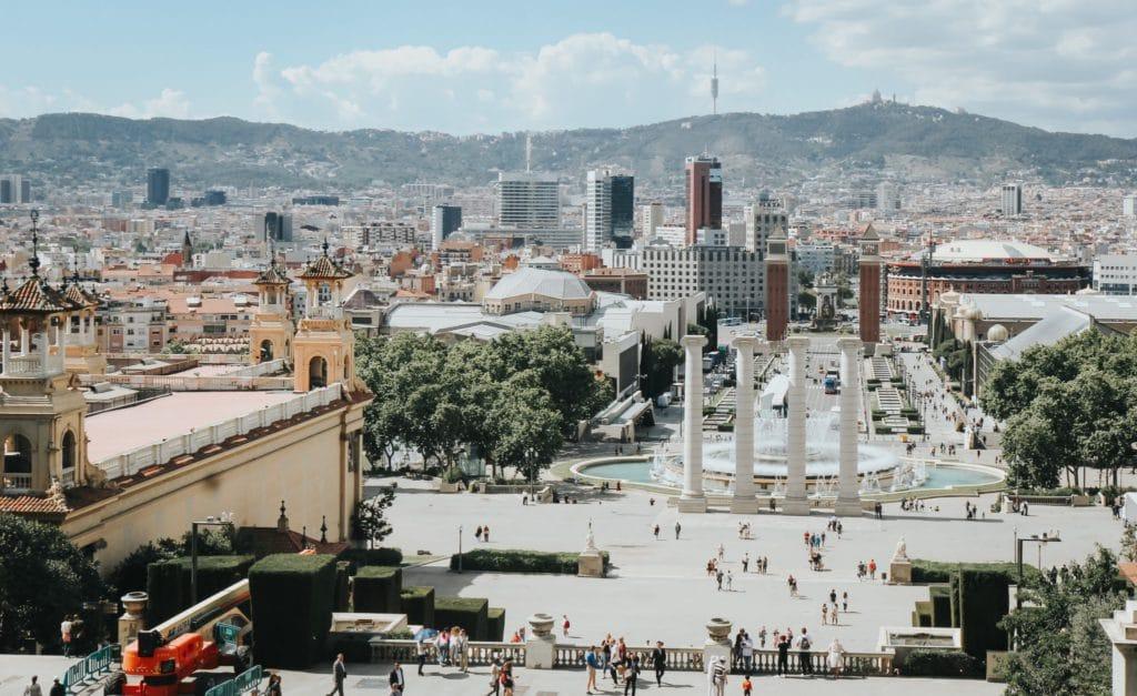 Coworking à Barcelone