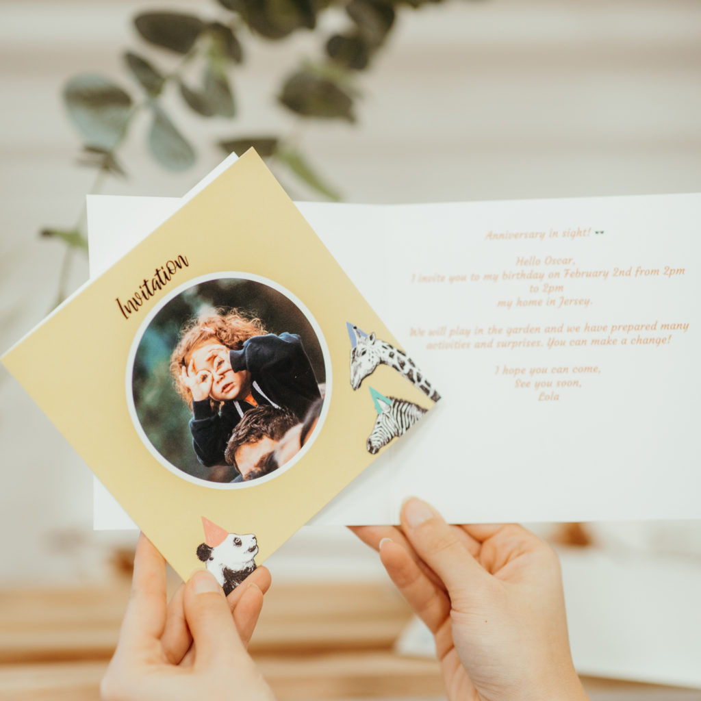 texte d'invitation anniversaire fille simple et efficace