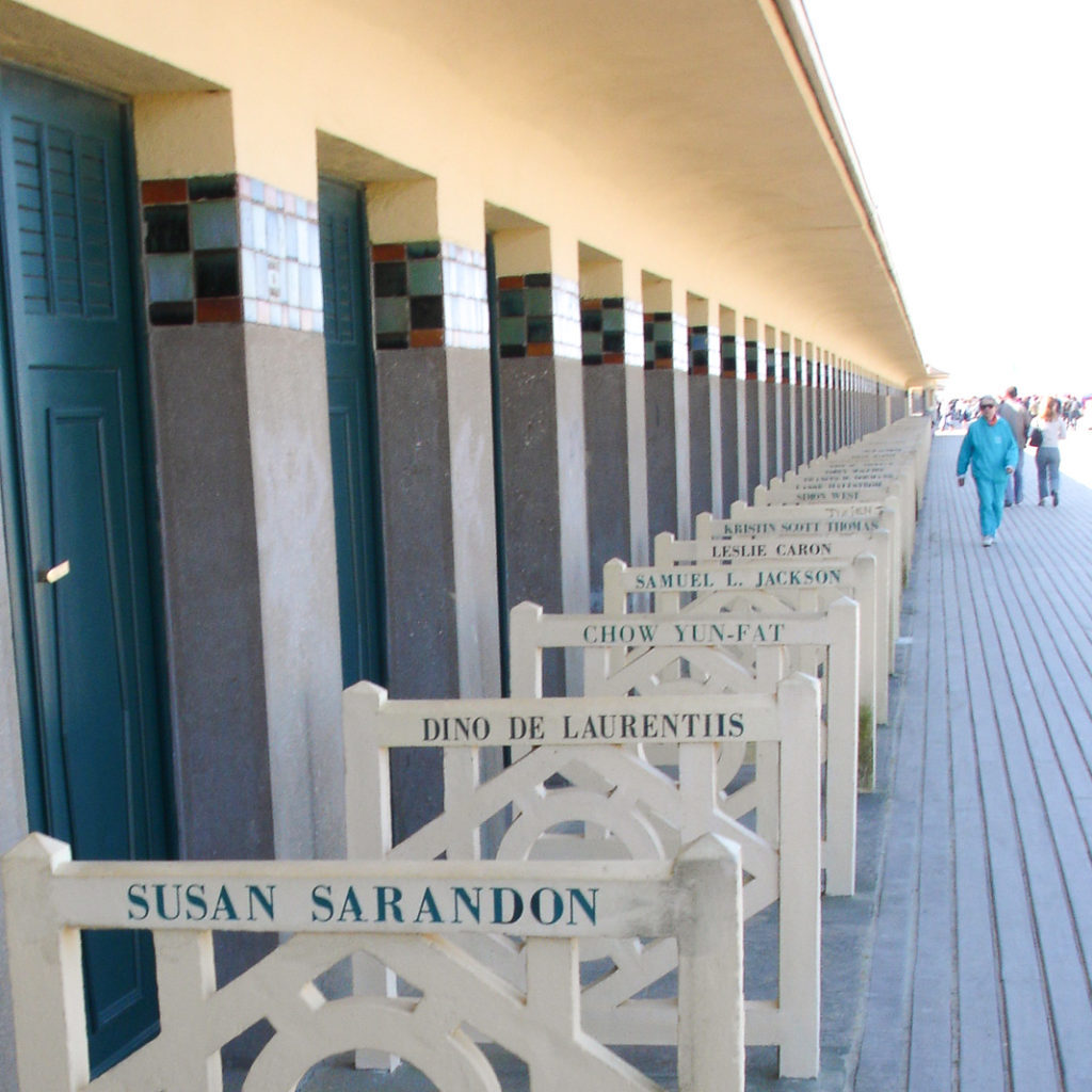 discover les planches from deauville