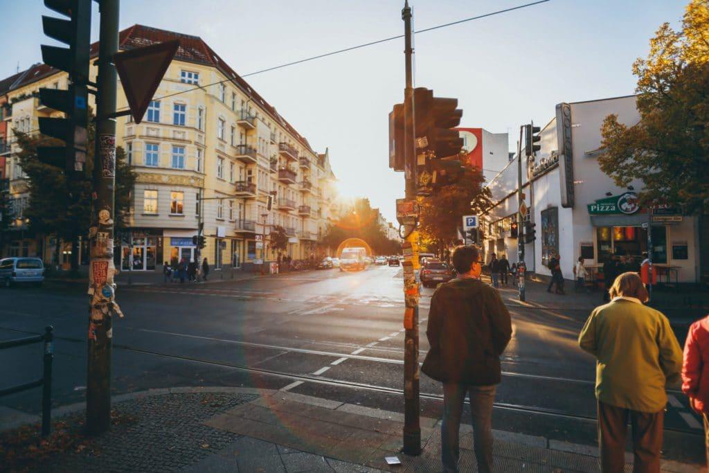 Réveillon du Nouvel An à Berlin