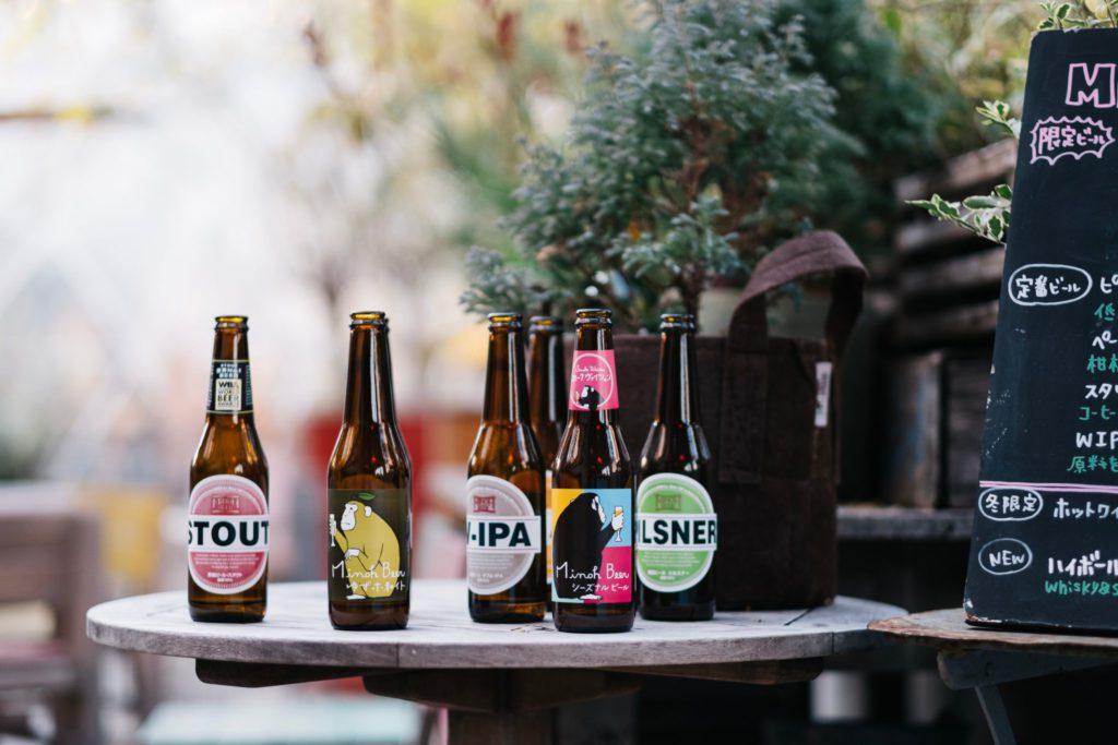 marque de bière japonaise