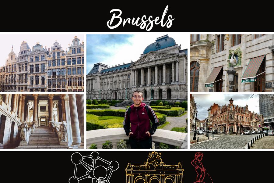 brussels-black-postcard