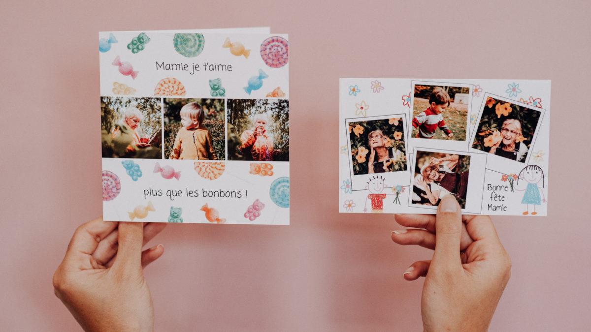 5 Cartes A Envoyer Pour La Fete Des Grands Meres Fizzer