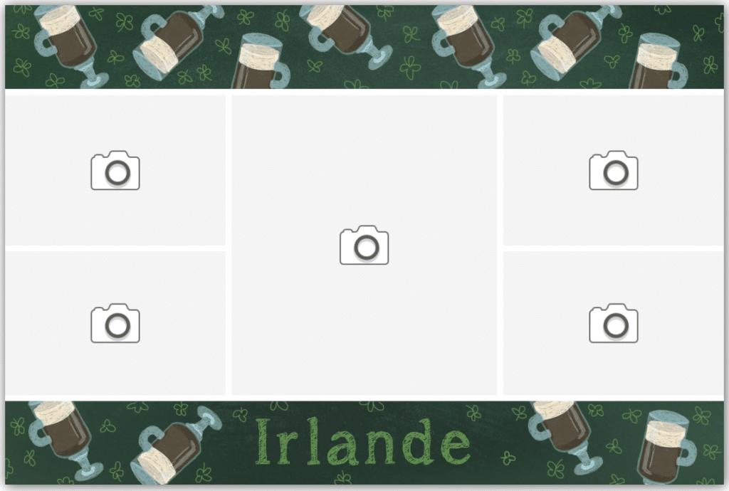 bière brune irlandaise