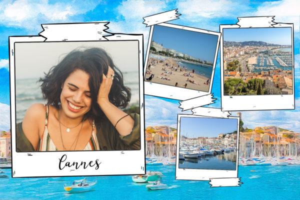 Carte postale Cannes