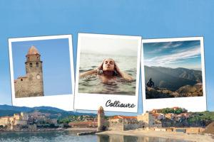Cite et rempart de Collioure