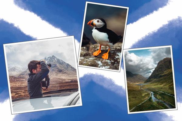 carte-postale-drapeau-ecosse
