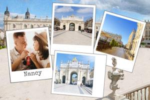 Arc de Triomphe de Nancy en Alsace