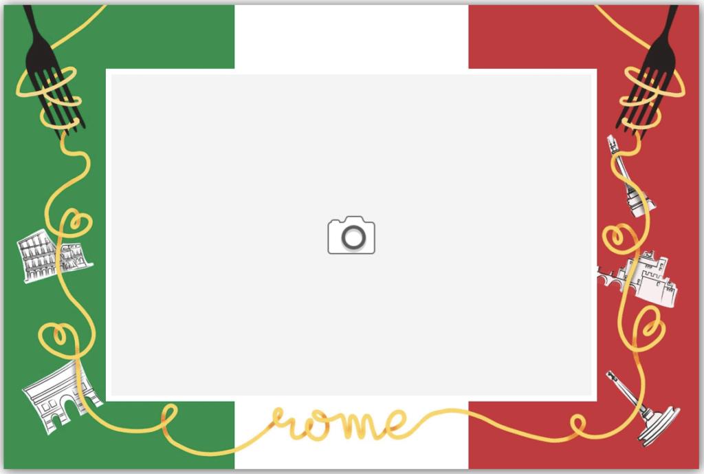 carte spaghetti rome