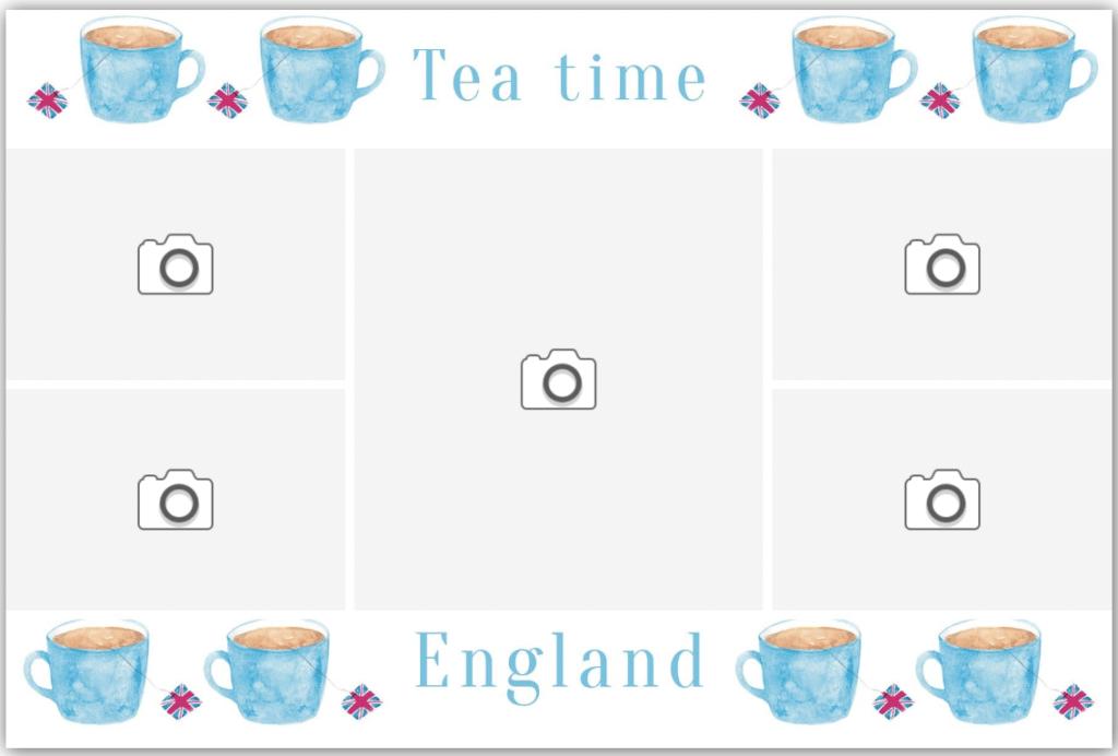 thé, spécialité culinaire anglaise