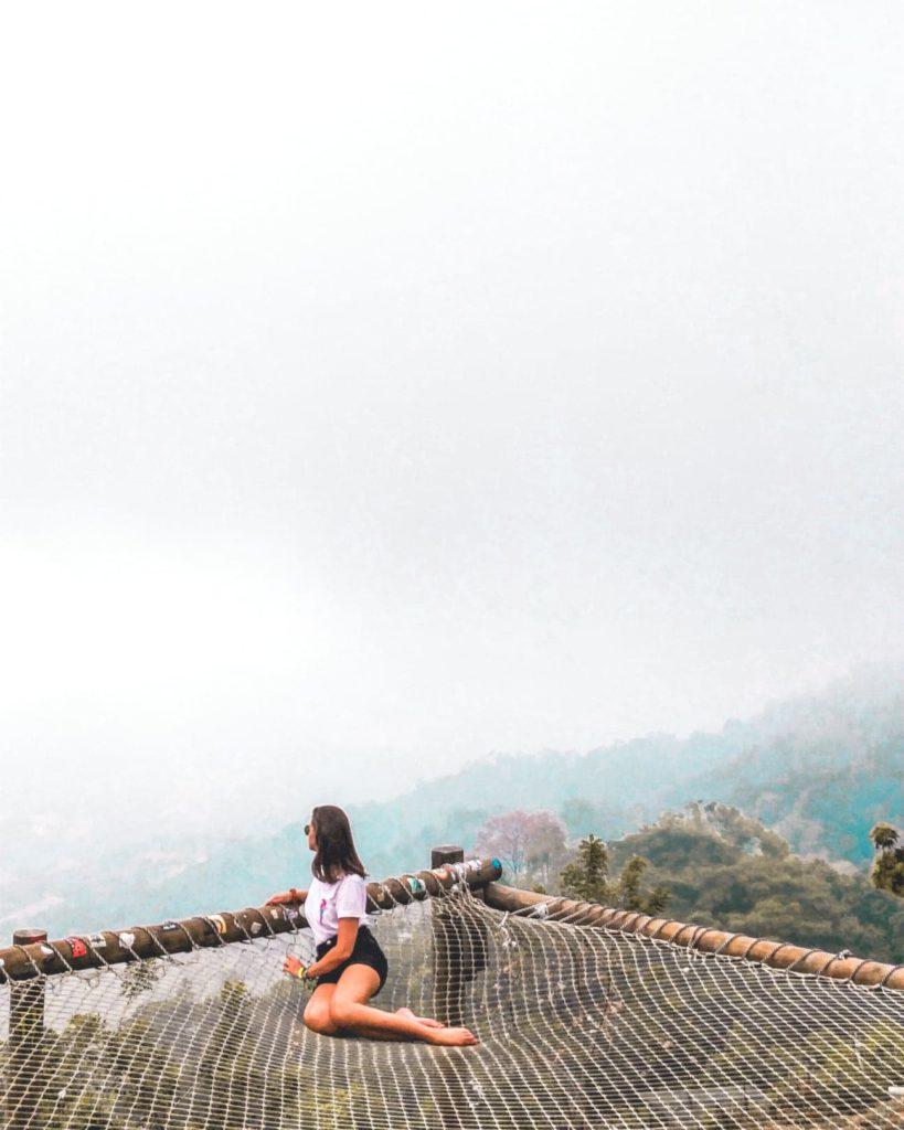 Casa Elemento et vue sur la forêt tropicale