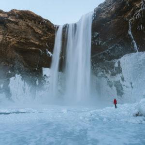 Liste de cascades incontournables a voir en Islande