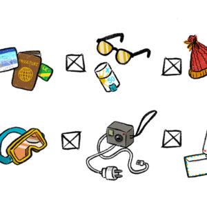 Check list pour faire sa valise pour le ski