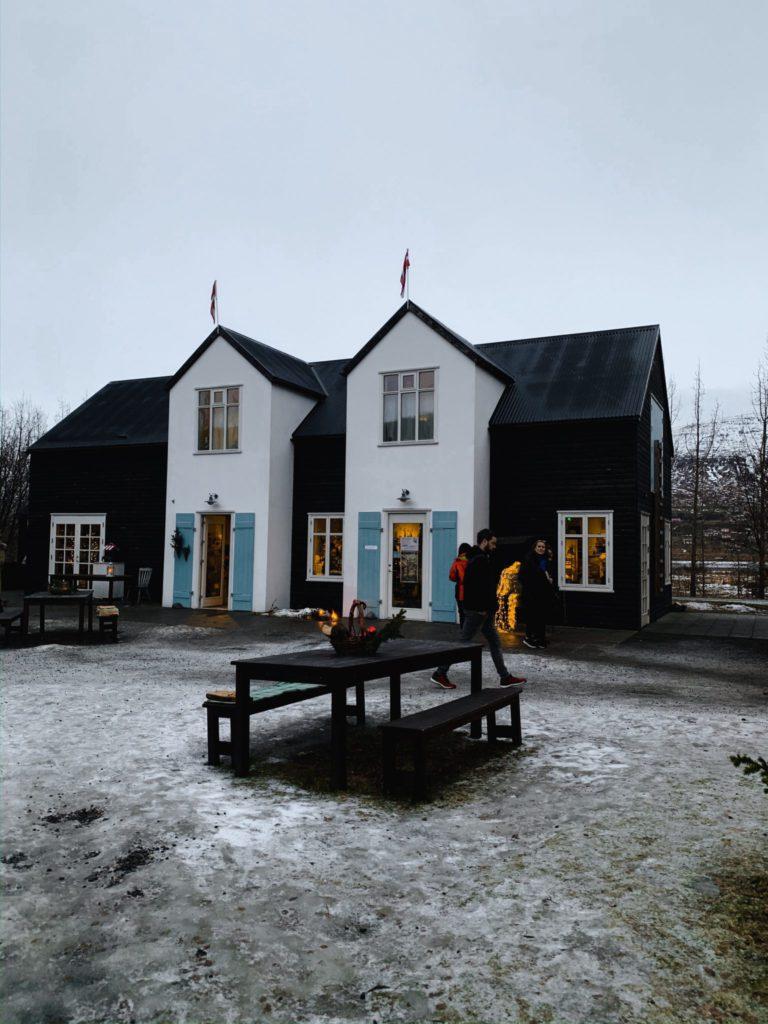 Village de Noël Islande