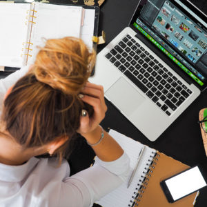 macbook pro et stress teletravail
