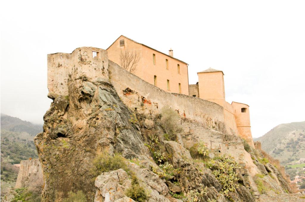 Belvedere de Corte village de Corse