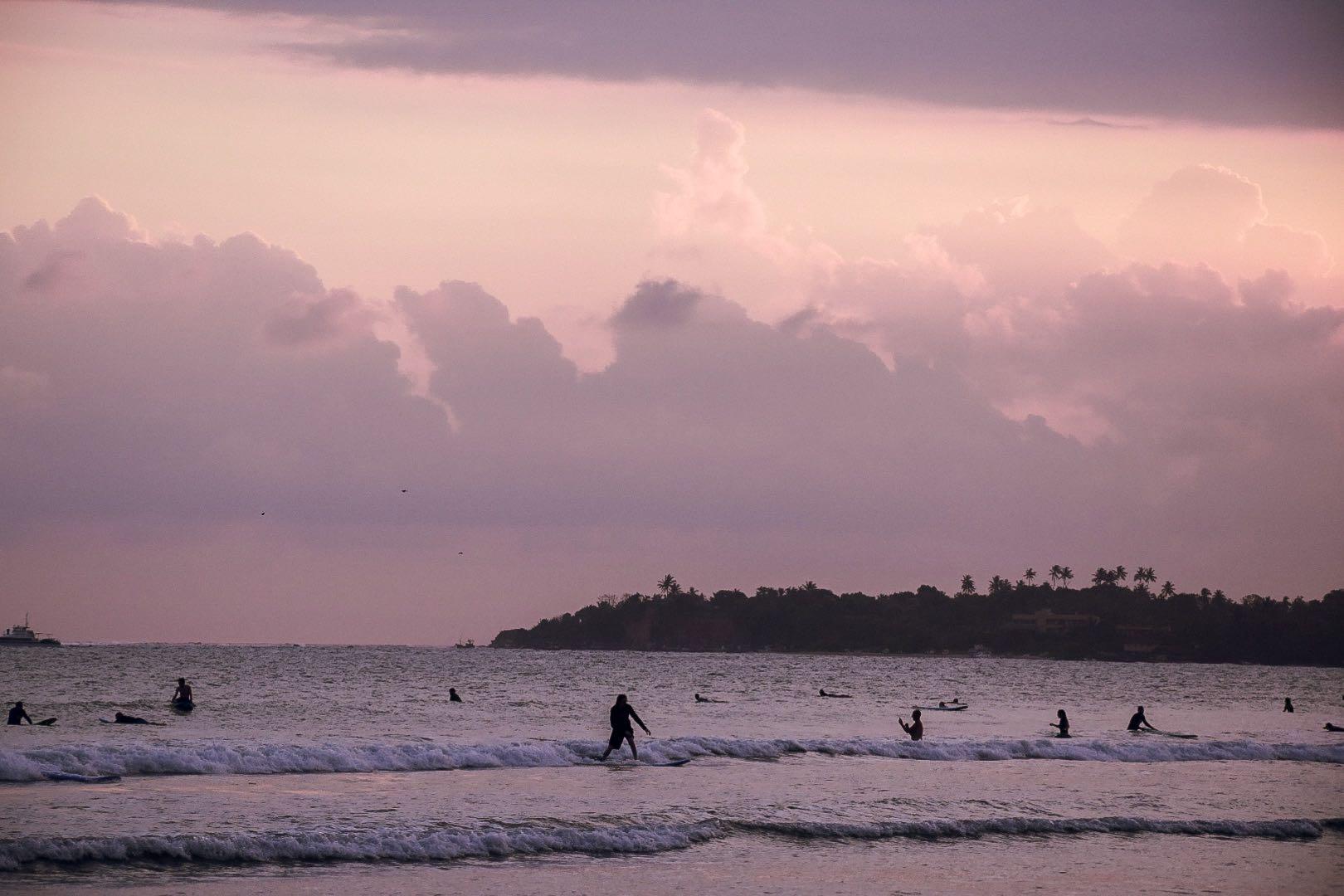 Margaux a posé ses valises au Sri Lanka