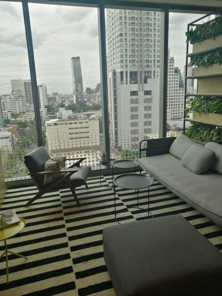 Espace de coworking à Bangkok, Thaïlande