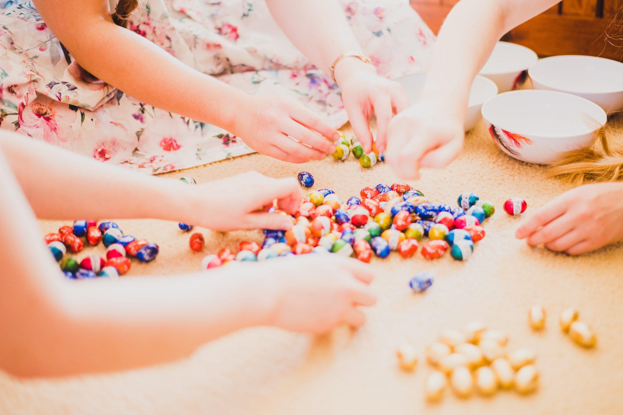Bonbons pour decoration anniversaire enfant