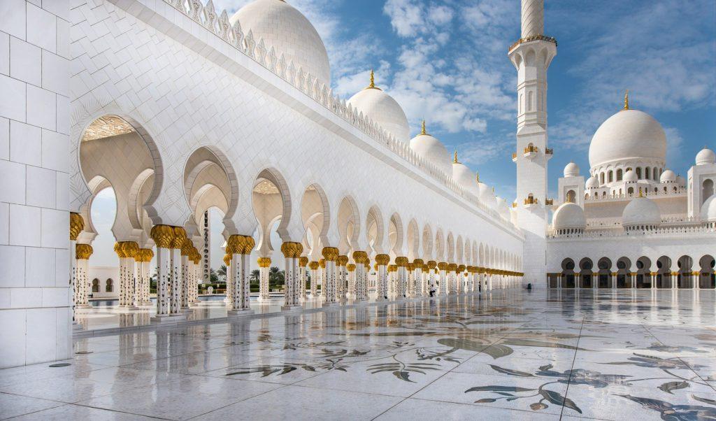 decouvrir abu dhabi emirats arabes unis