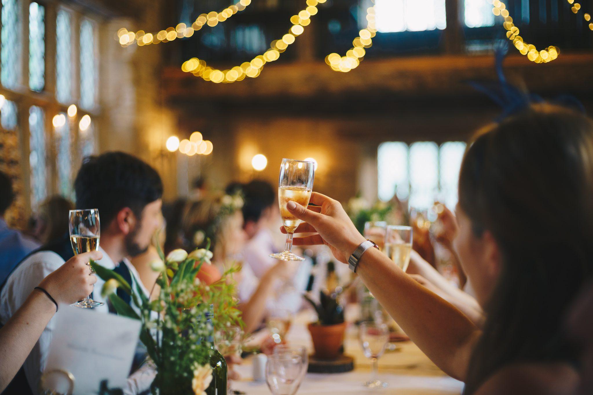 discours pendant un mariage