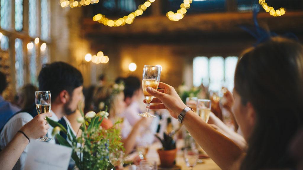 Discours surprise a un mariage