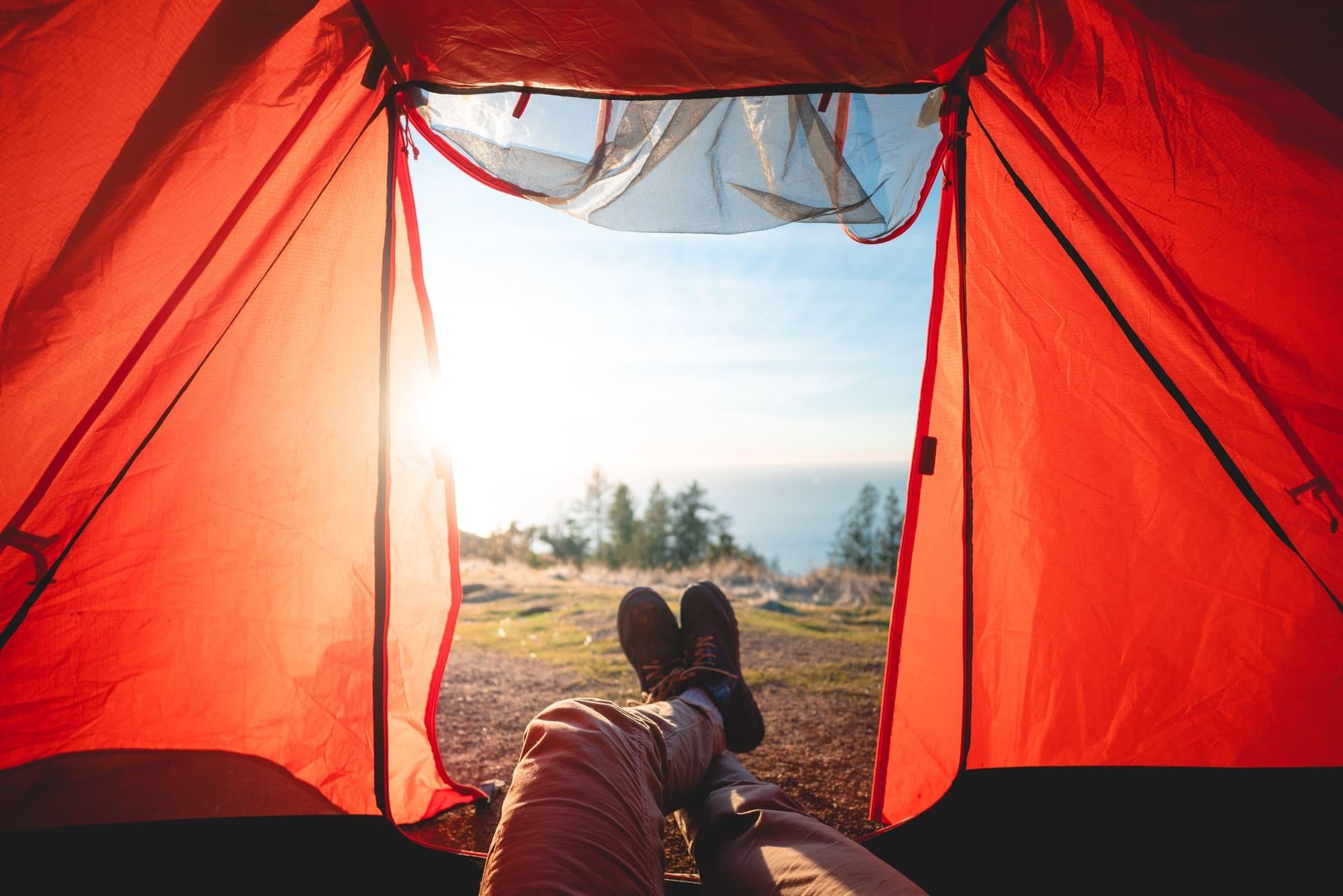 Drôle d'été, les fois où j'ai eu peur de dormir dans une tente