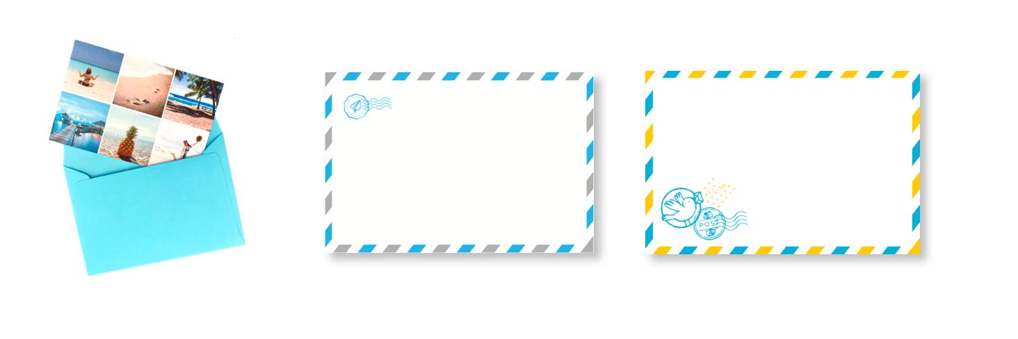 Nouvelle enveloppe Fizzer qui arrive cet été