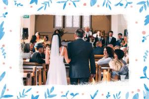 congratulations-wedding-blue-flowers