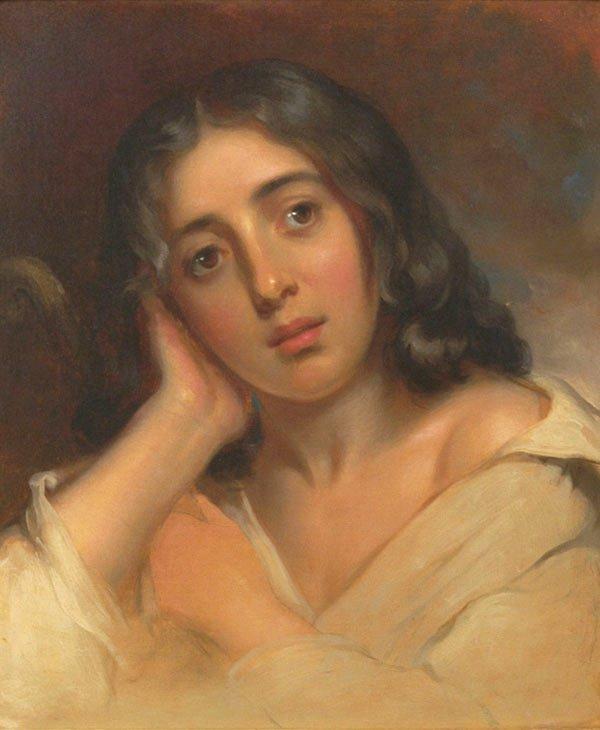 Portrait de Georges Sand l'une des plus belles histoires d'amour de la litterature francaise