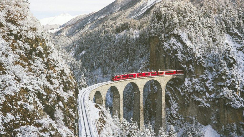glacier express suisse