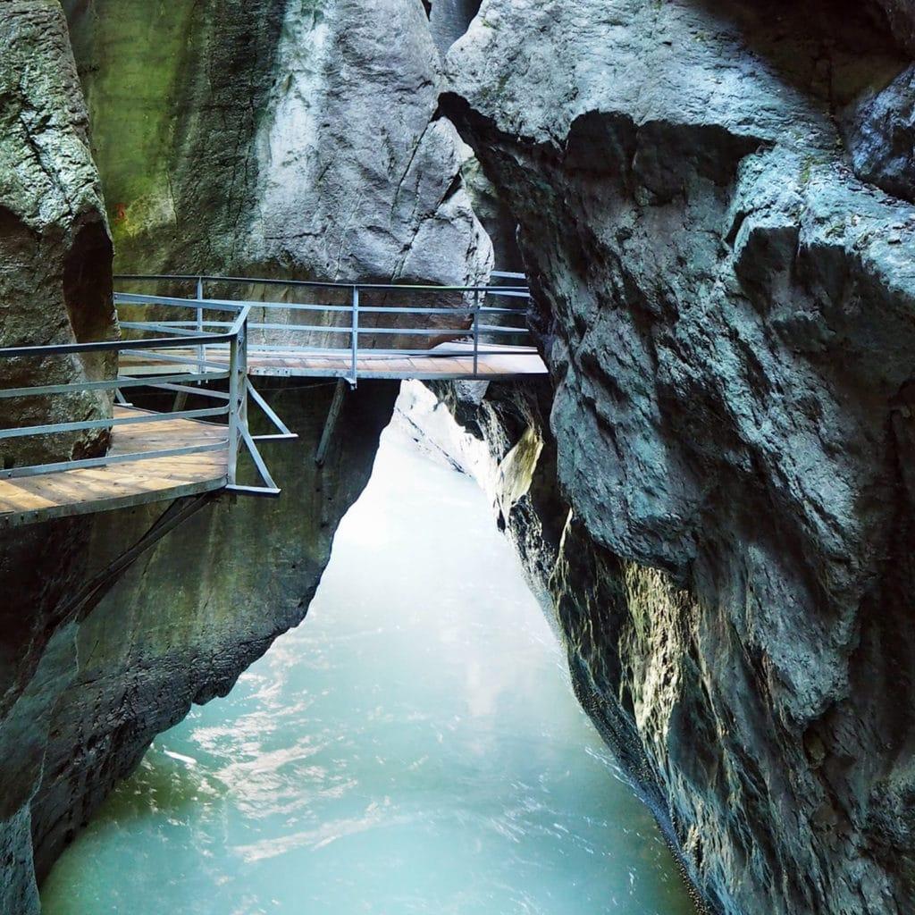 gorges aar suisse