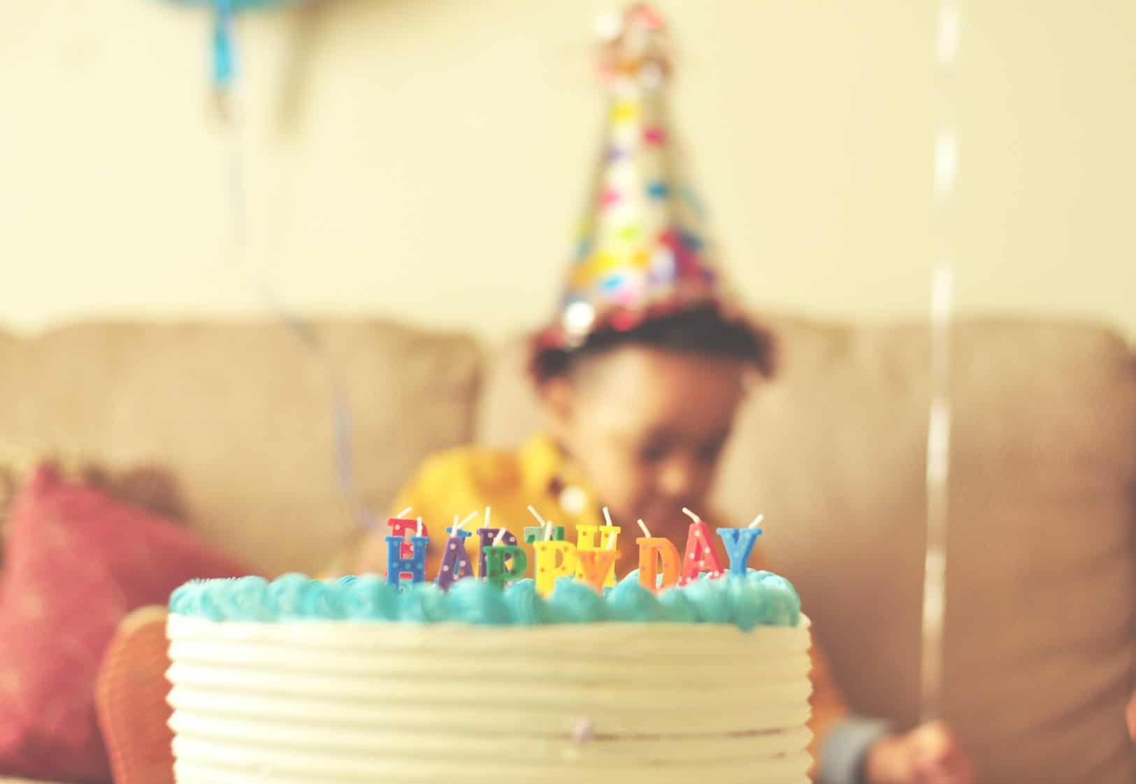 Goûter d'anniversaire pour enfant