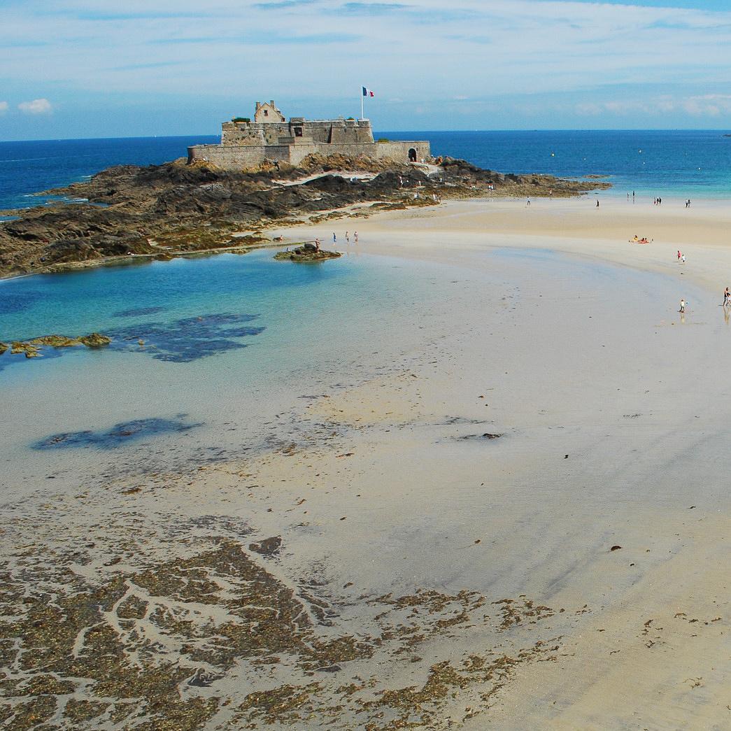 grand bé and petit bé islands